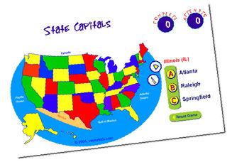 Statecapitals