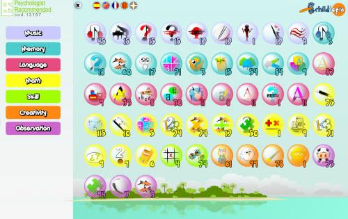 Childtopia Games