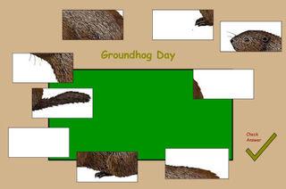 Groundhog Puzzle