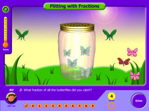 Flittingfractions