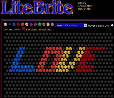Litebrite Patterns 2000 Free Patterns